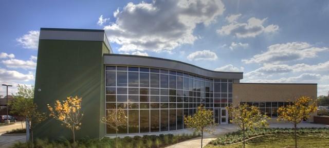 Carroll Senior High School Natex Architects