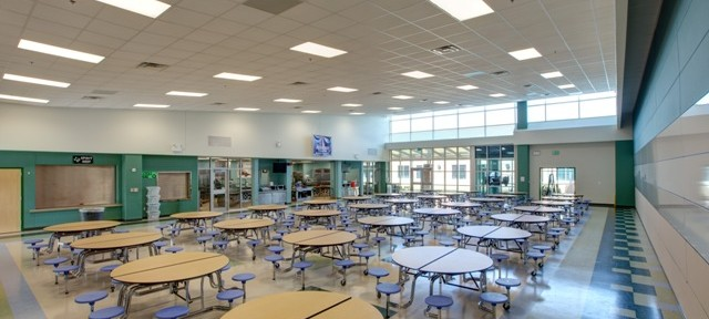 WGES Cafeteria