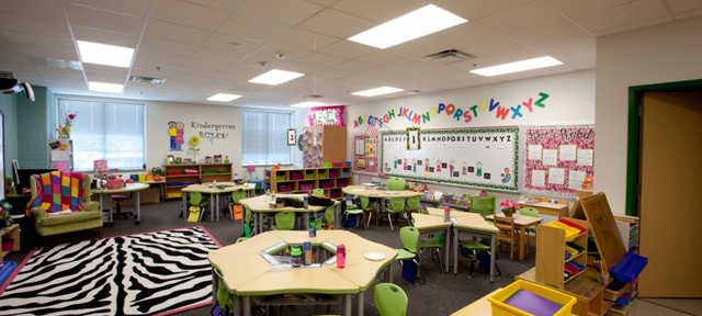 WGES Classroom