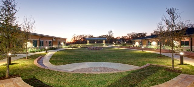 WGES Courtyard