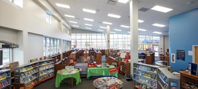 Crockett-Library