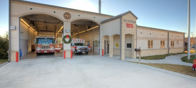 Firestation 105 Exterior 2