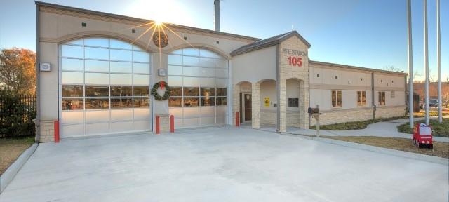 Firestation 105 Exterior