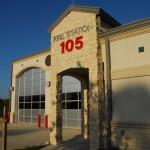 Firestation 105 Front