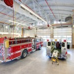 Firestation 37 Apparatus Bay