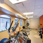 Firestation 37 Exercise Room