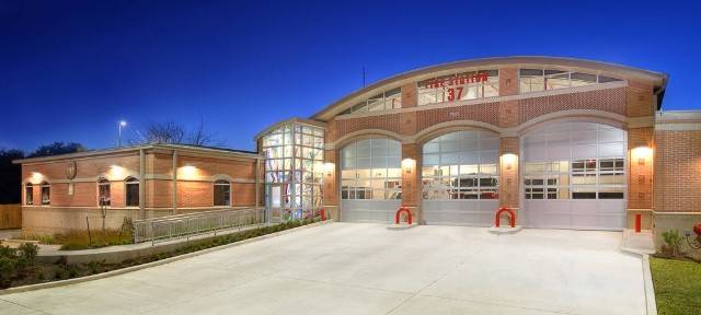 Firestation 37 Exterior