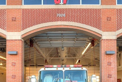 Firestation 37 Front