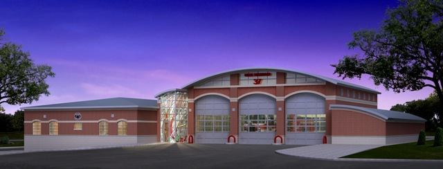 Firestation 37 Rendering