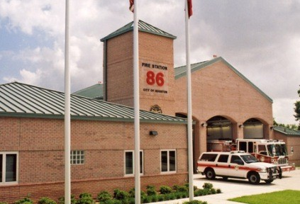 Firestation 86 Exterior
