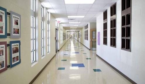 Lee ES Hall vertical